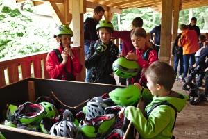 Ferienpassaktion im Kletterwald am 23.06.2018